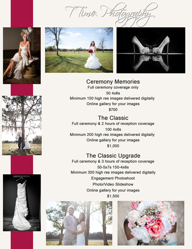 With Ttime Photography You Will Not Only Get Somebody That Is Taking Fantastic Photos Of Your Wedding But Also Who Fully Invested